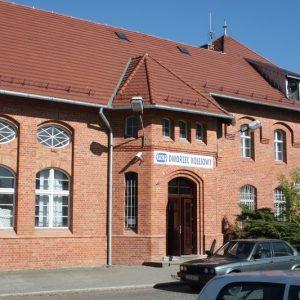 Świdwin – Dworzec PKP.