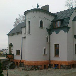 Świdwin – Pałacyk przy ul. Drawskiej 51.