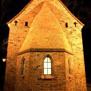 Budzistowo – Kołobrzeg. Kościół pw. św. Jana Chrzciciela.