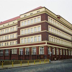 Szczecin – Gmach Sądu Okręgowego.