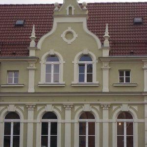Świnoujście – Kamienica przy pl. Wolności 16.