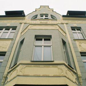 Połczyn Zdrój – Kamienice przy ul. 5 Marca.