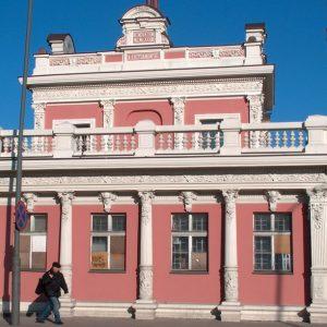 Poznań – Pawilon Krzyżanowskiego przy ul. Garbary 96.