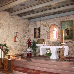 Sielsko – Kościół pw. św. Jana Chrzciciela.