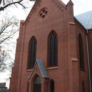 Wałcz – Kościół pw. św. Mikołaja.