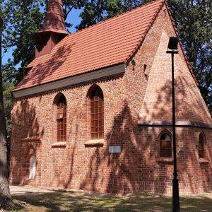 Budzistowo – Kołobrzeg. Kościół pw. św. Jana Chrzciciela. (1)