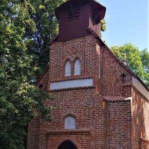 Budzistowo – Kołobrzeg. Kościół pw. św. Jana Chrzciciela. (2)