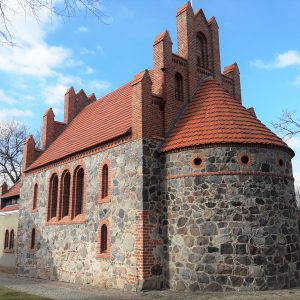 Pilchowo – Kościół pw. Wniebowzięcia NMP