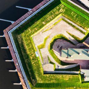 Kołobrzeg – Reduta Bagienna – Fort Morast