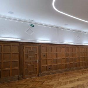 Urząd Wojewódzki w Szczecinie – Sala Owalna